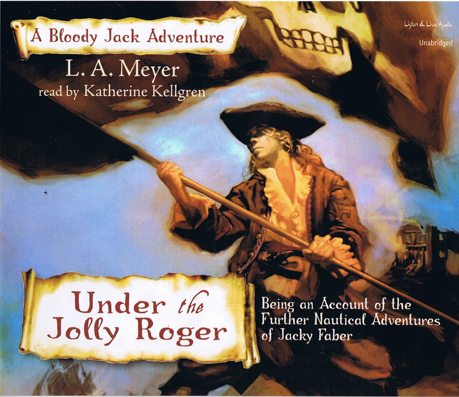 Under The Jolly Roger [12CD]