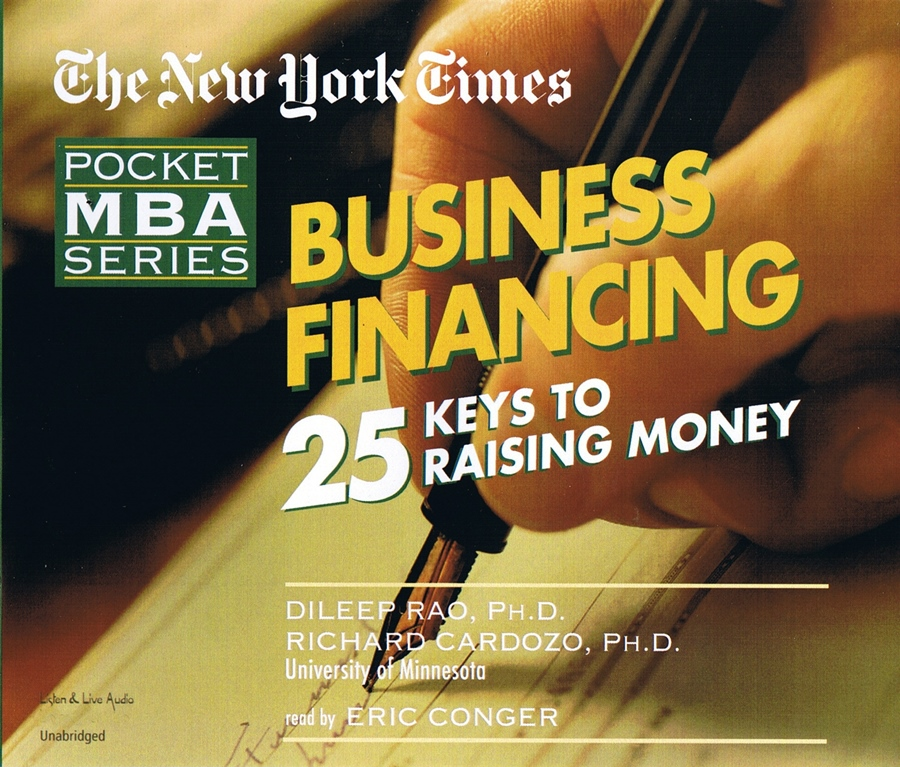 Business Financing [2CD]