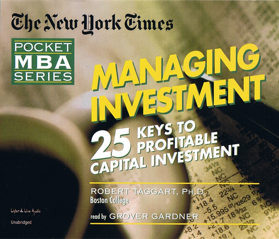 Managing Investment [2CD]