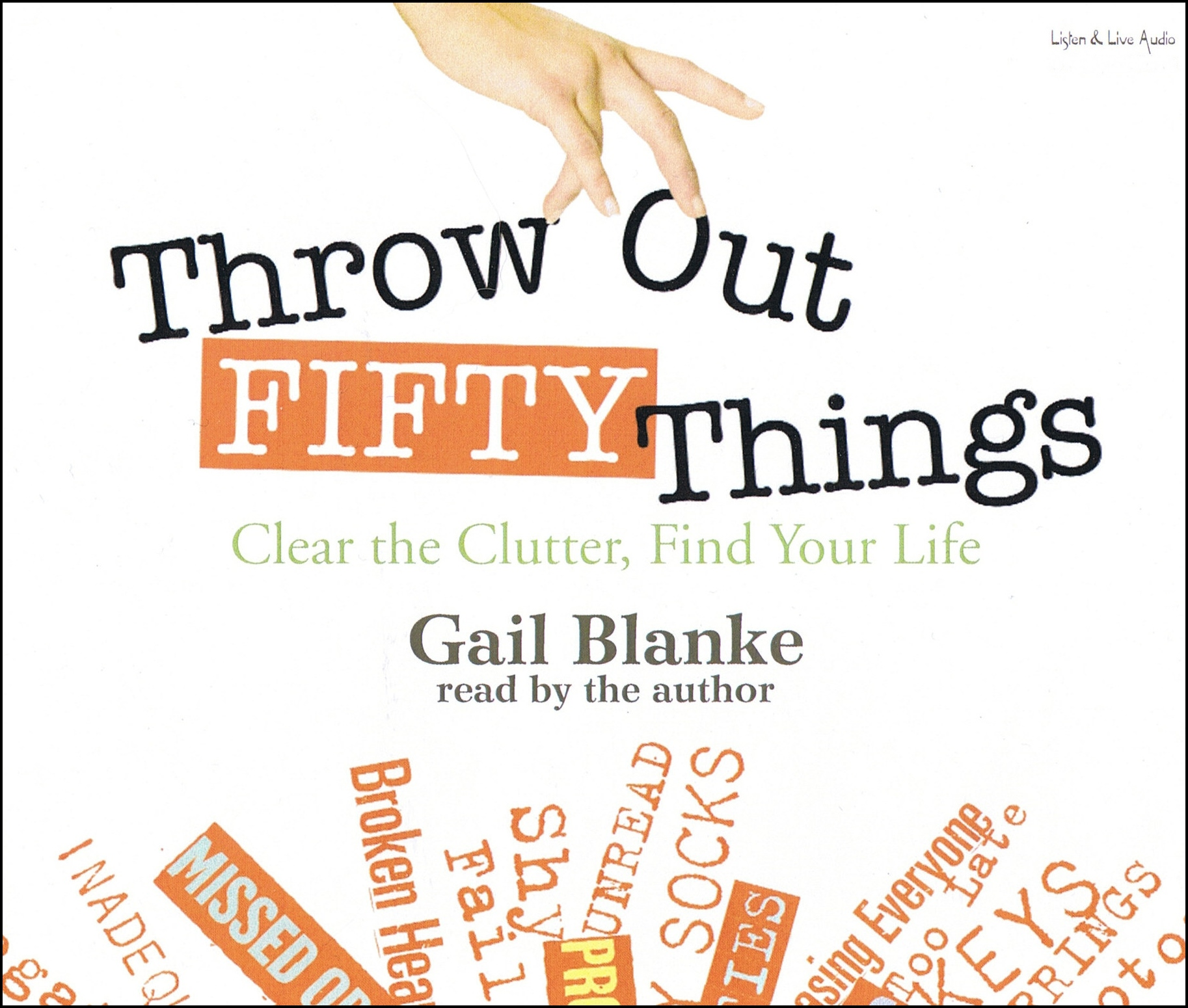 Throw Out Fifty Things [3CD]