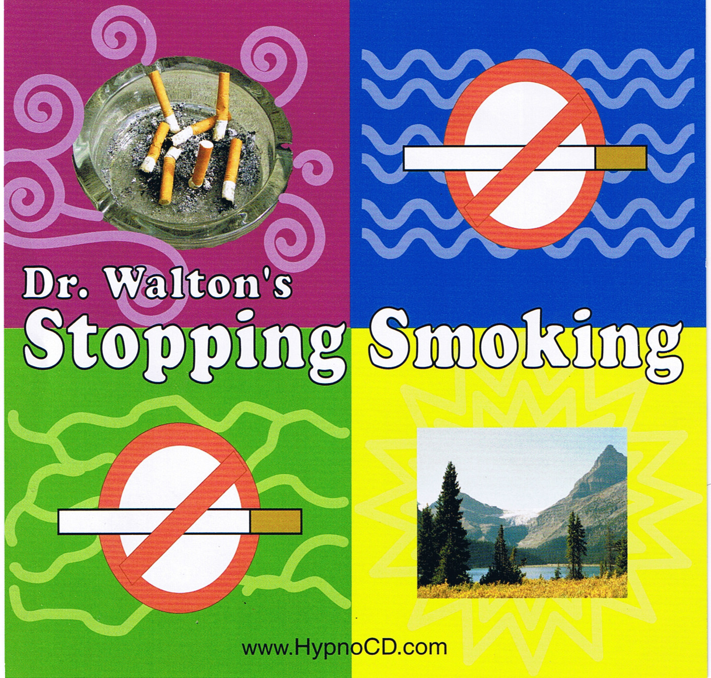 Dr. Walton\'s Stopping Smoking [DD]