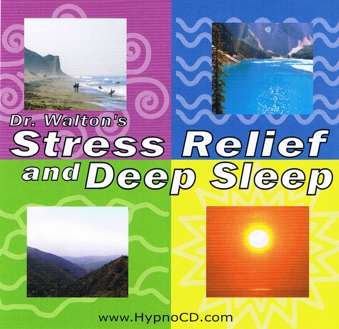 Dr. Walton\'s Stress Relief And Deep Sleep [DD]