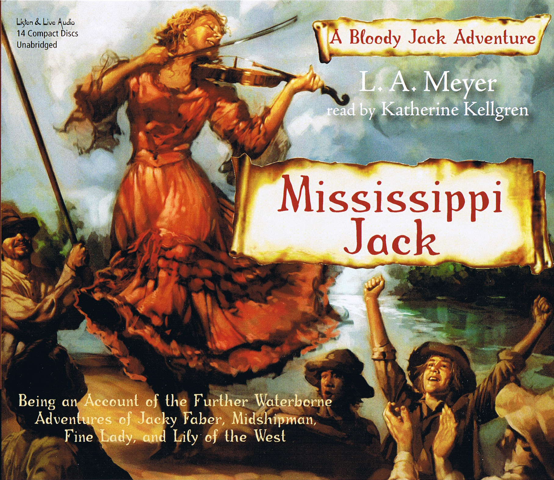 Mississippi Jack [14CD]