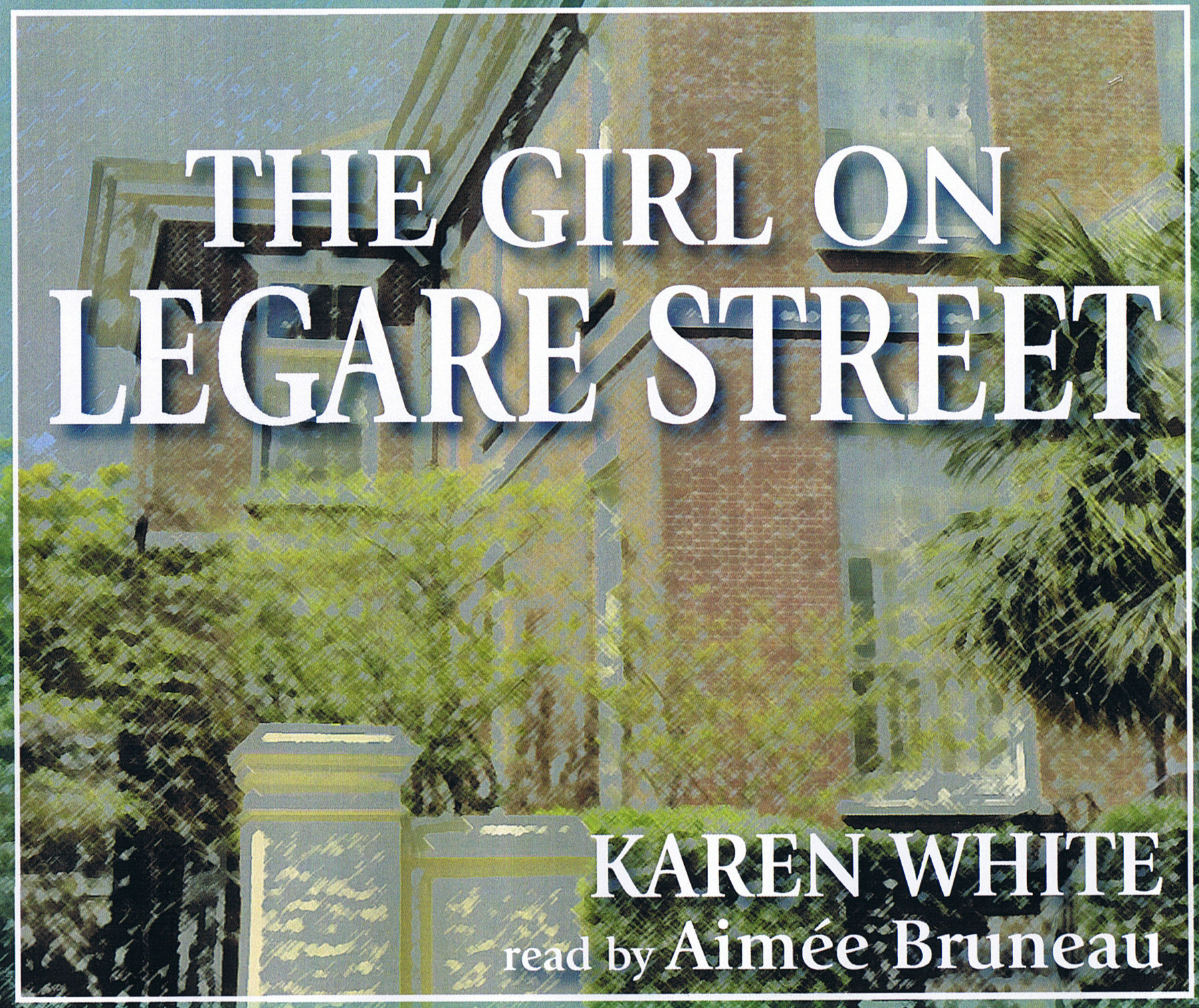 The Girl On Legare Street [11CD]