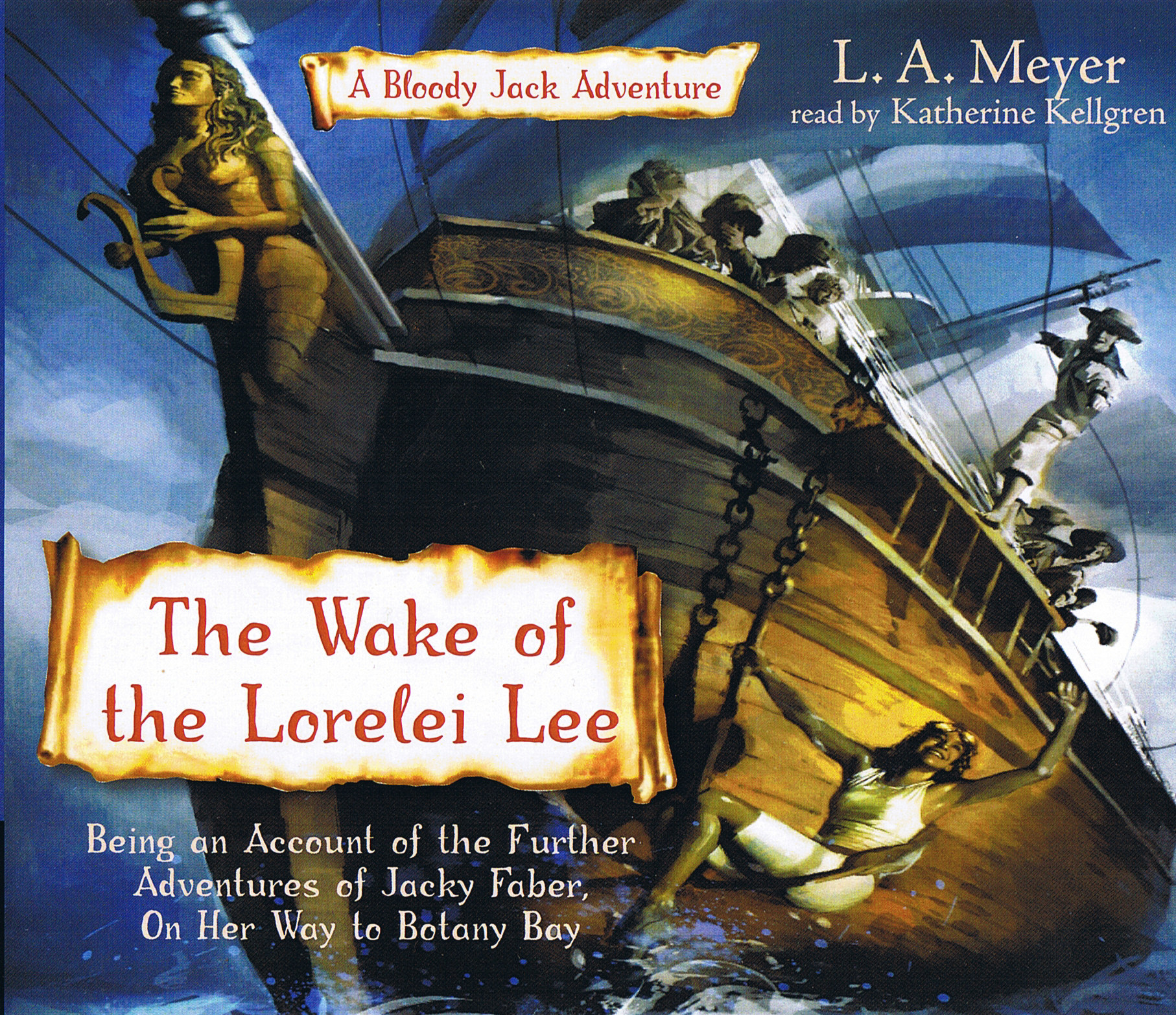 The Wake Of Lorelei Lee [DD]