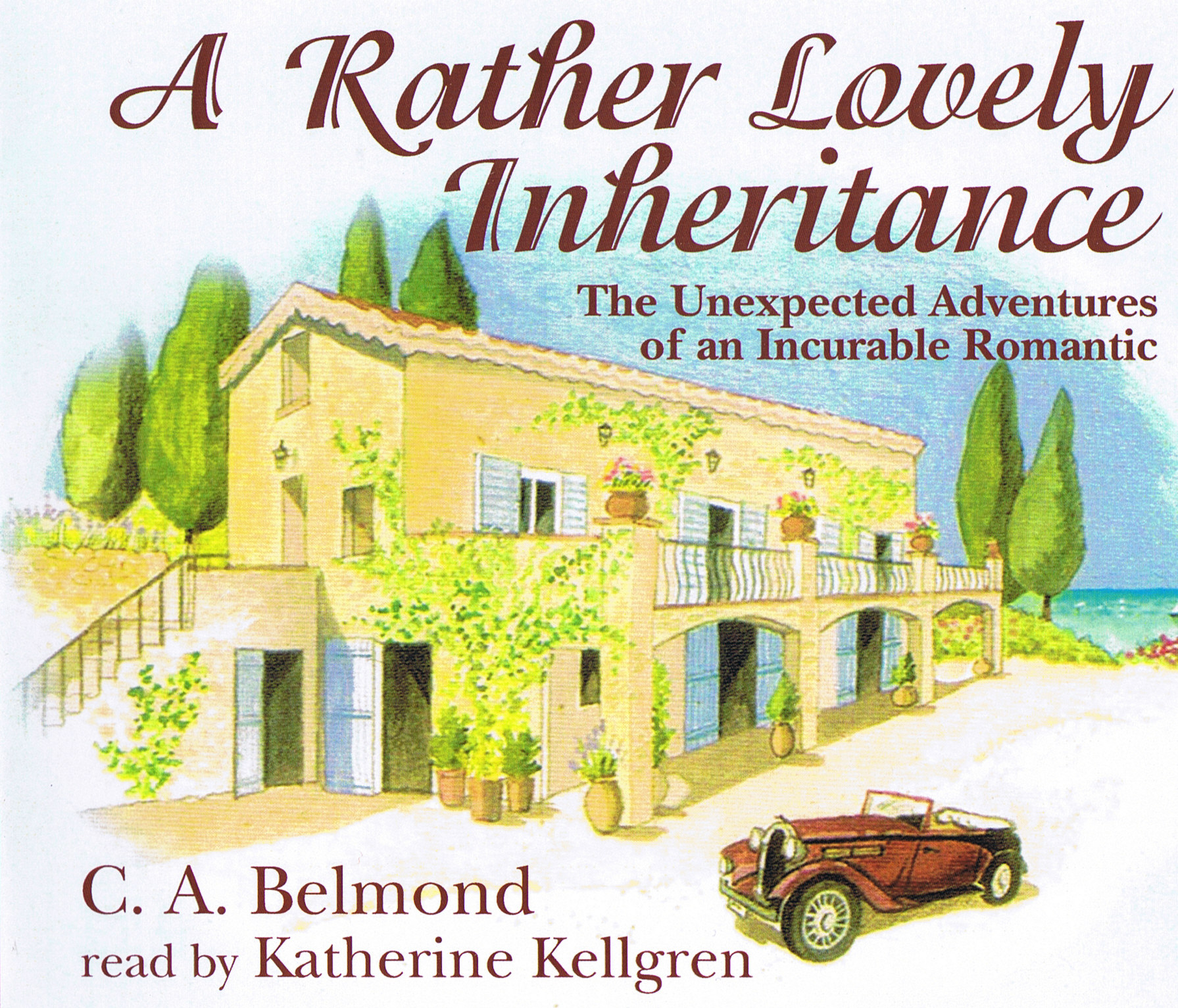 A Rather Lovely Inheritance [8CD]