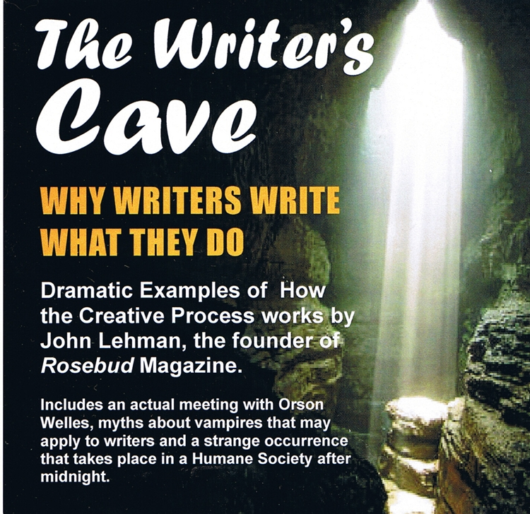 The Writer's Cave: Why Writers Write What They Do [DD]