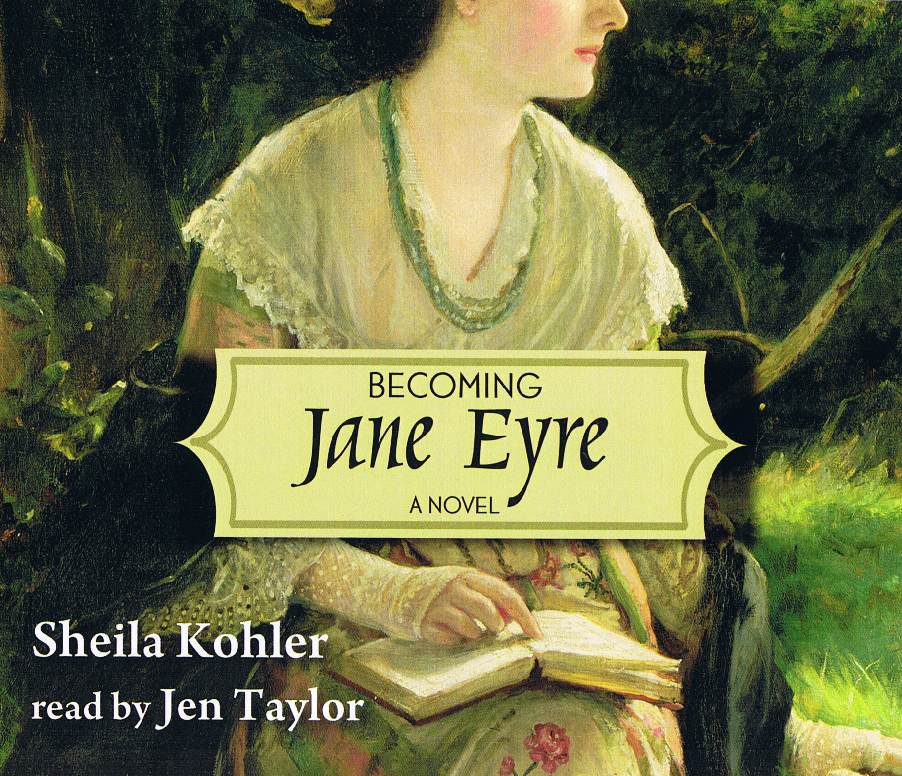 Becoming Jane Eyre [5CD]