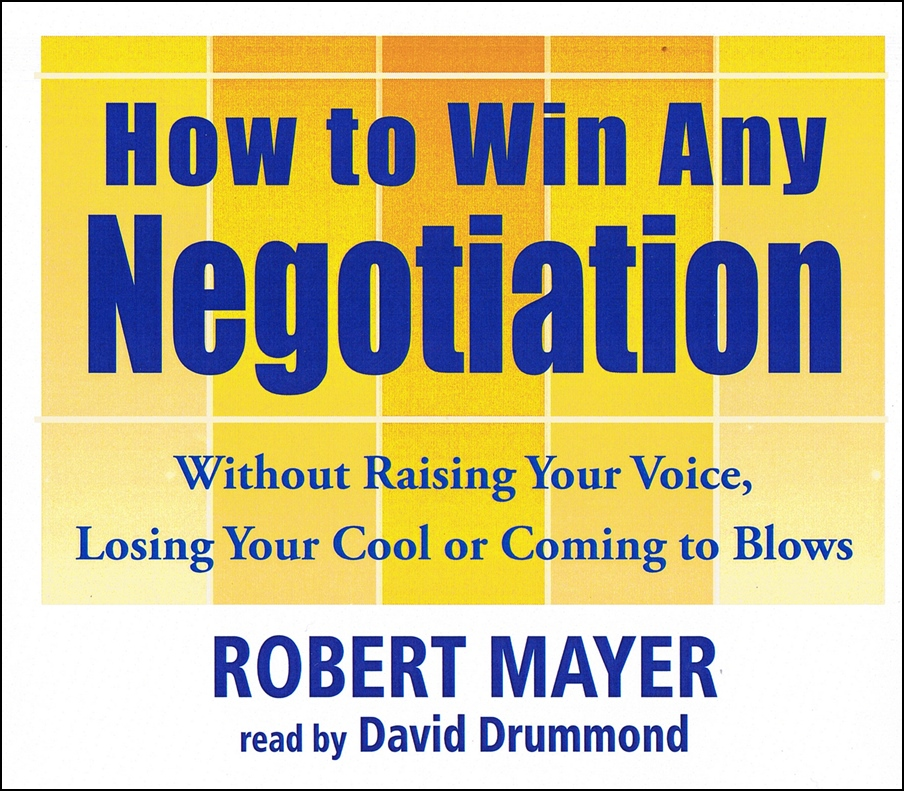 How To Win Any Negotiation [DD]