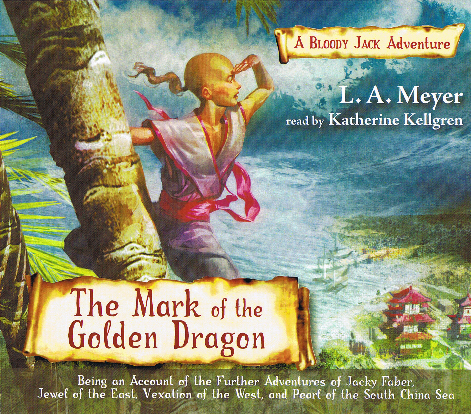 The Mark of the Golden Dragon [8CD]