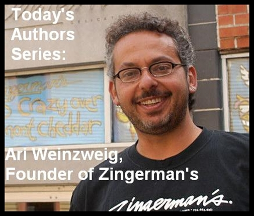 Today's Authors Series: Ari Weinzweig, Founder of Zingerman's [DD]