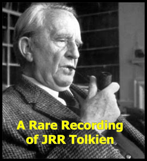 A Rare Recording of JRR Tolkien [DD]