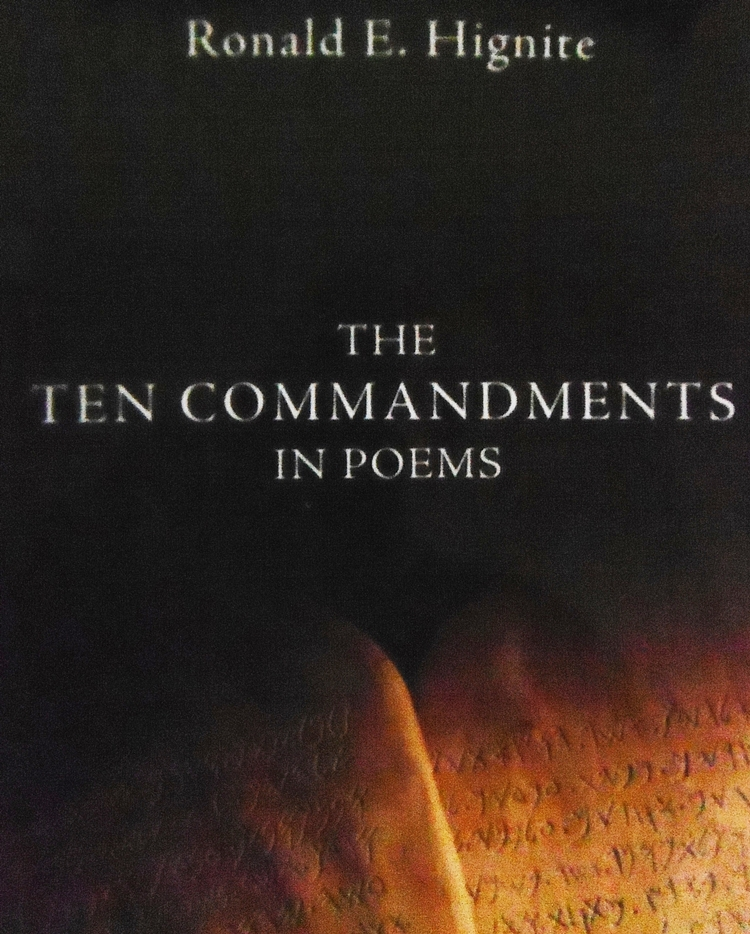 The Ten Commandments In Poems [DD]