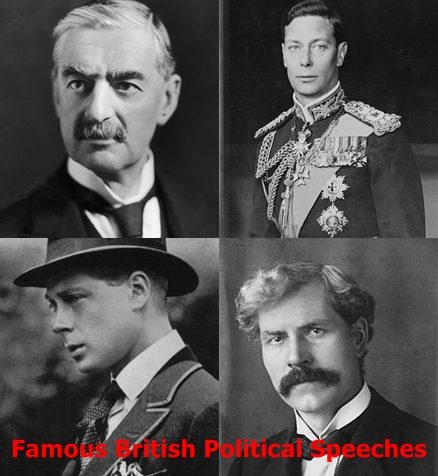 Famous British Political Speeches [DD]