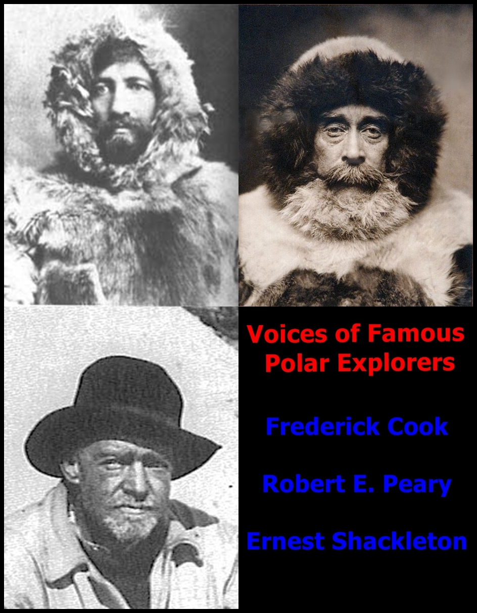 Voices of Famous Polar Explorers [DD]