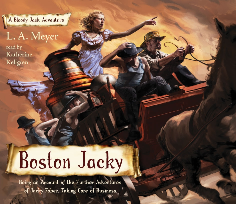 Boston Jacky [8CD]