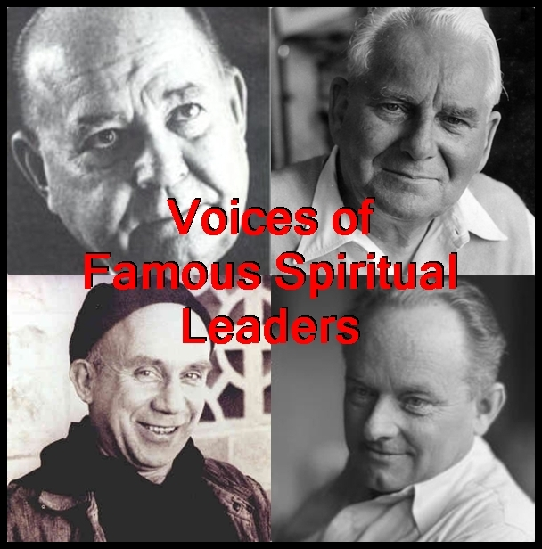 Voices of Famous Spiritual Leaders [DD]
