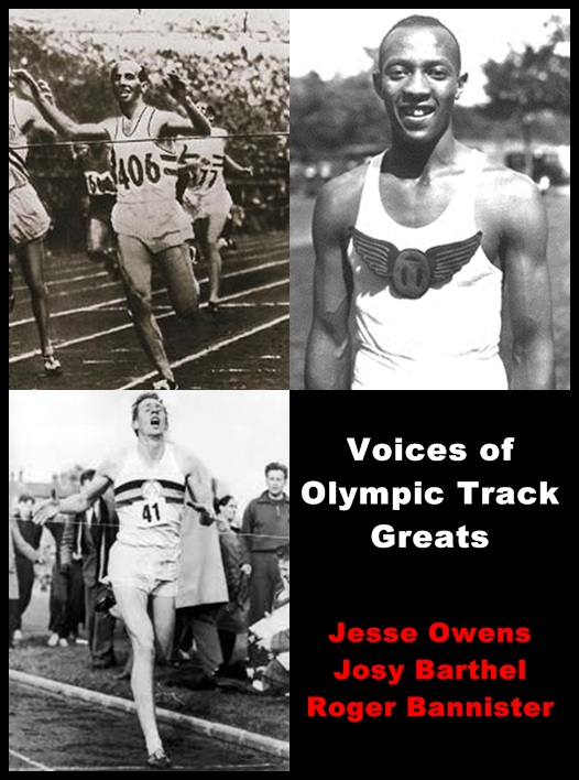 Voices of Olympic Track Greats [DD]