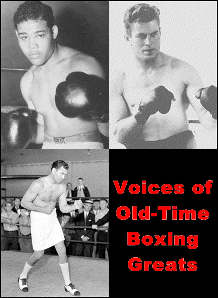 Voices of Old-Time Boxing Greats [DD]