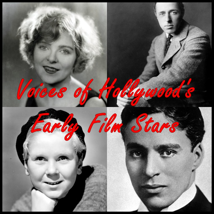 Voices of Hollywood's Early Film Stars [DD]