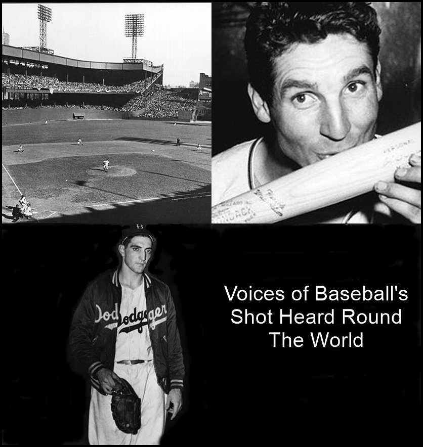 Voices of Baseball's Shot Heard Round The World [DD]