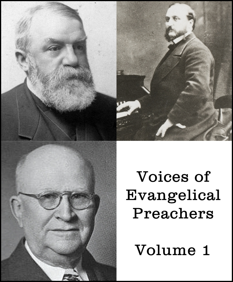 Voices of Evangelical Preachers - Volume 1 [DD]