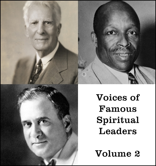 Voices of Famous Spiritual Leaders - Volume 2 [DD]