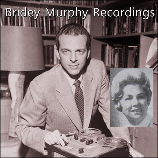 Bridey Murphy Recordings [DD]