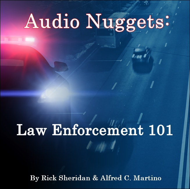 Audio Nuggets: Law Enforcement 101 [DD]