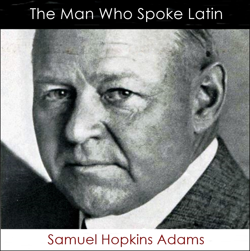 The Man Who Spoke Latin [DD]