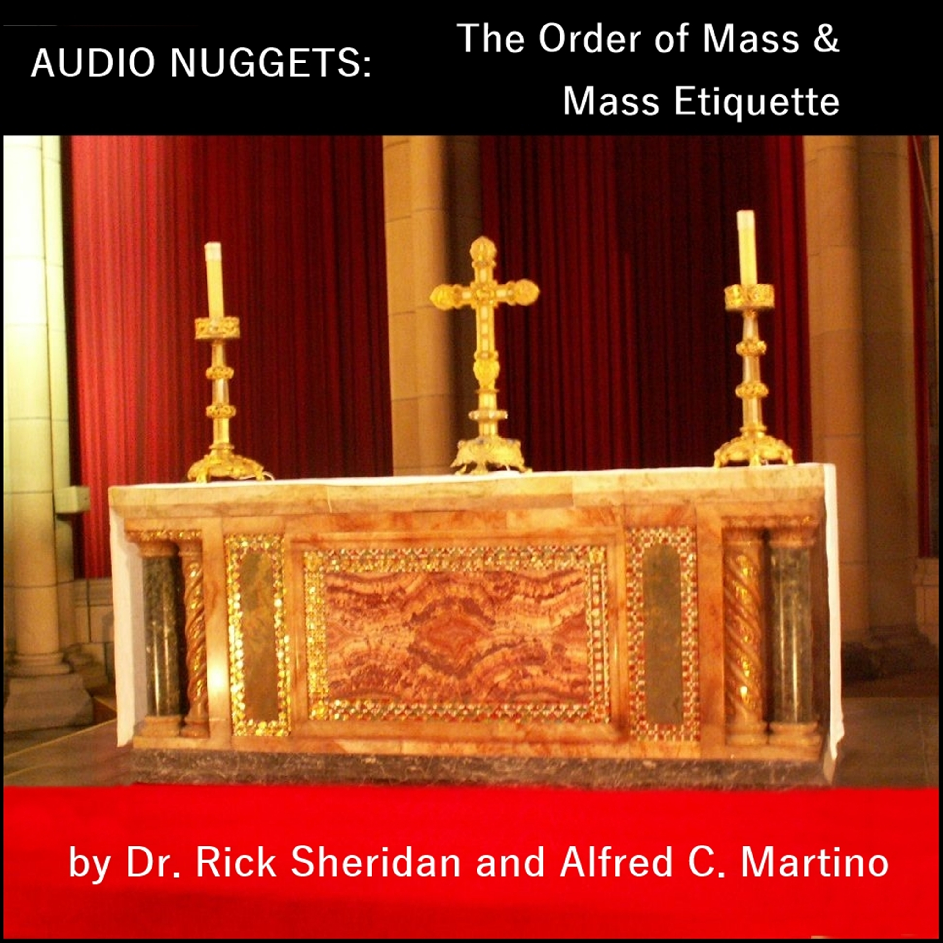 Audio Nuggets: The Order of Mass & Mass Etiquette [DD]