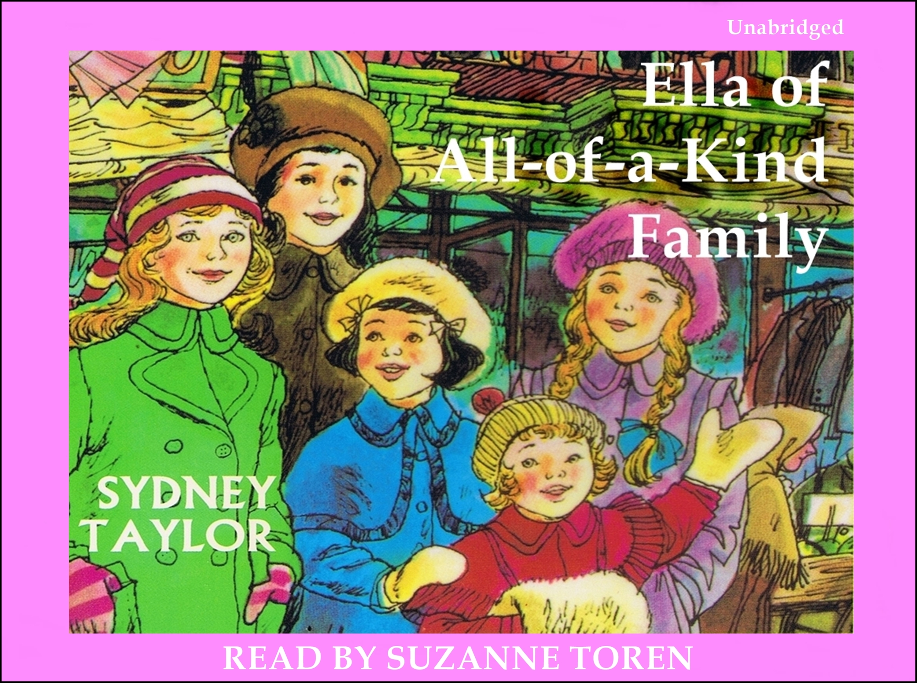Ella of All-of-a-Kind Family [3CD]