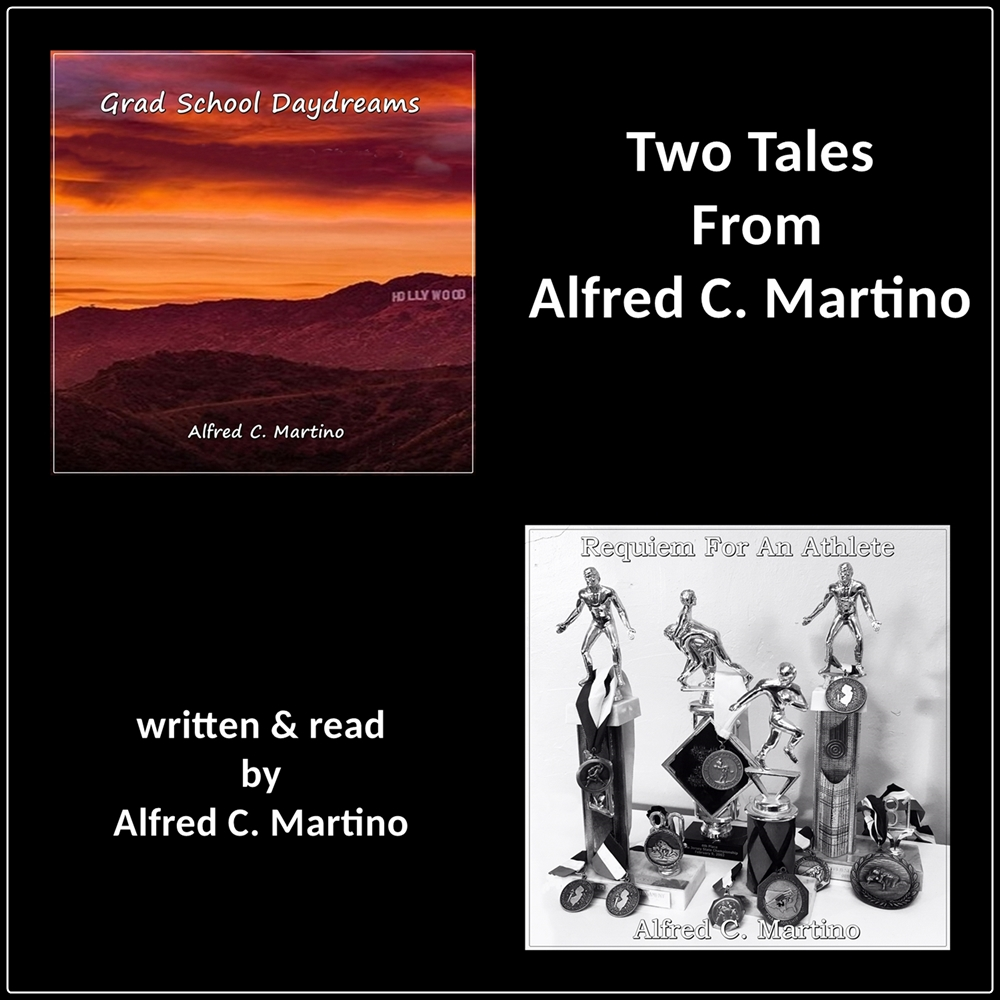 Two Tales From Alfred C. Martino [DD]