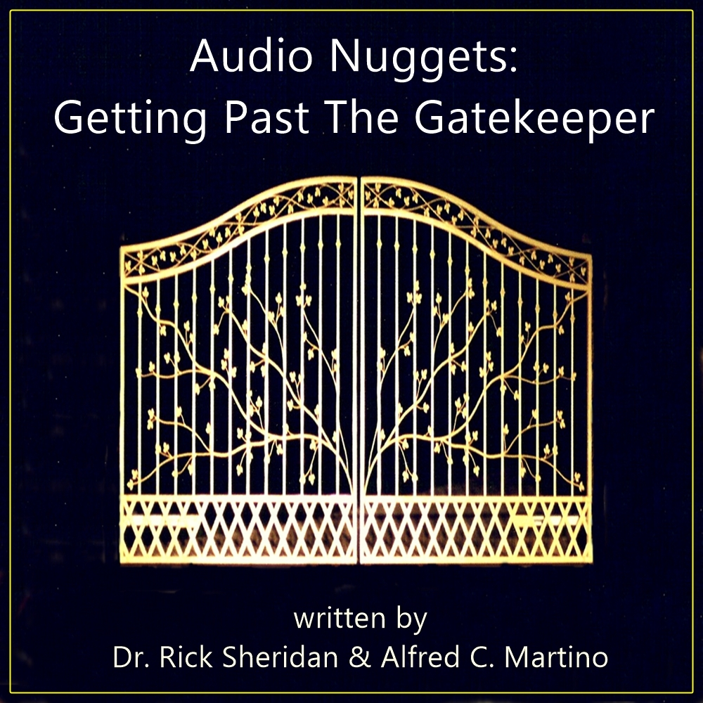 Audio Nuggets: Getting Past The Gatekeeper [DD]