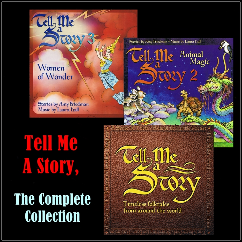 Tell Me A Story, The Complete Collection [DD]