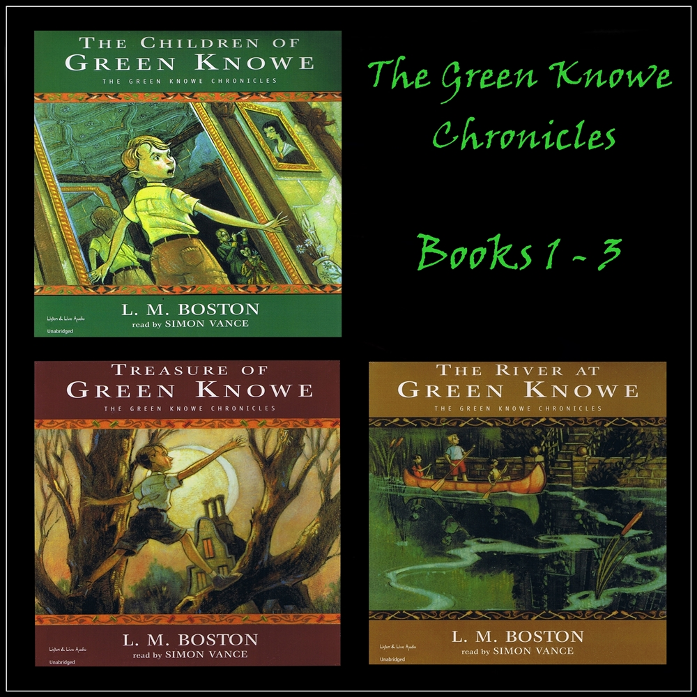 The Green Knowe Chronicles Books 1-3 [DD]