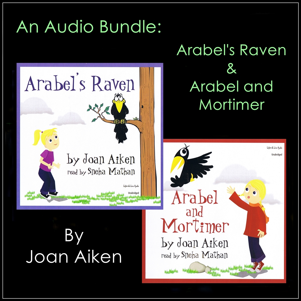 An Audio Bundle: Arabel's Raven & Arabel and Mortimer [DD]